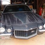 1973 Camaro - Project Boomerang