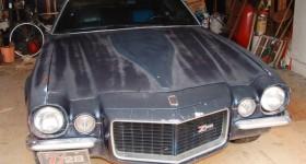 1973 Camaro – Project Boomerang
