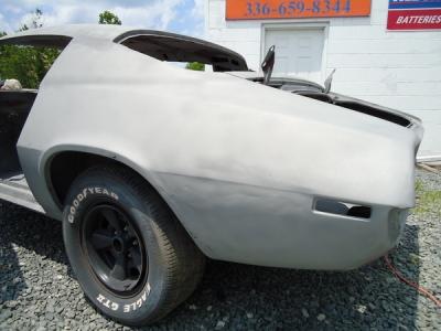 1970, 1971, 1972, 1973 Camaro Full Rear Quarter Panel Left Right Skin