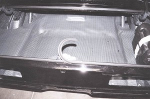 1st Generation Camaro Doors And Trunk Weatherstripping