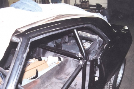 1st Generation Camaro Roof Rail And Cowl Weatherstripping