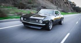 Tim Allen's 1968 427 COPO Camaro