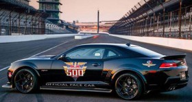 2015 Z/28 to Pace Indy 500 Ahead of Dealership Shipment