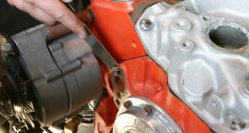 Water Pump and Coolant Tip