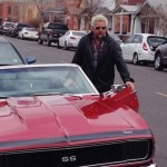 Diners, Drive-Ins & Dives – Red Camaro