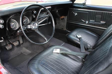 Sweet Six: 1967 Camaro - Camaro Pit Stop Blog