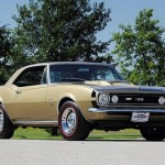 Yenko's First 1967 Camaro Heads to Auction