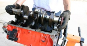 Crankshaft Removal Tip