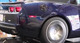 Camaro BBK Air Intake System
