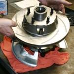 Front Disc Brake Install Tip