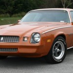Original Owner 1981 Camaro