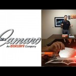 Camaro Turn Signal Mirror Kit With LED Sequential Arrows