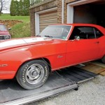 Rare Finds – 1969 Chevy Camaro Z/28