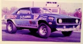 977-Mile Camaro Drag Car Uncovered!