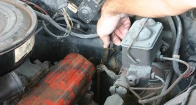 Transmission Removal and Replacement