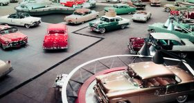 The Chevrolets of the GM Motorama