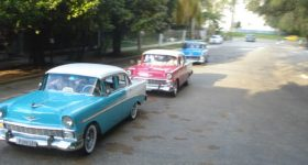 The Cars of Cuba