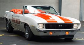 1969 Camaro Pace Car: Greetings from Denmark